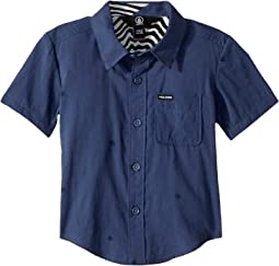 Bleeker Short Sleeve Shirt (Toddler/Little Kids)