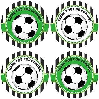 soccer ball labels