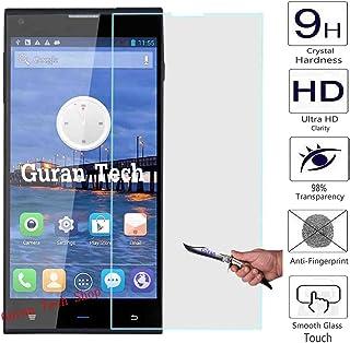 Guran® Protector de Pantalla Vidrio Cristal Templado Para Doogee Dagger DG550 Smartphone Film