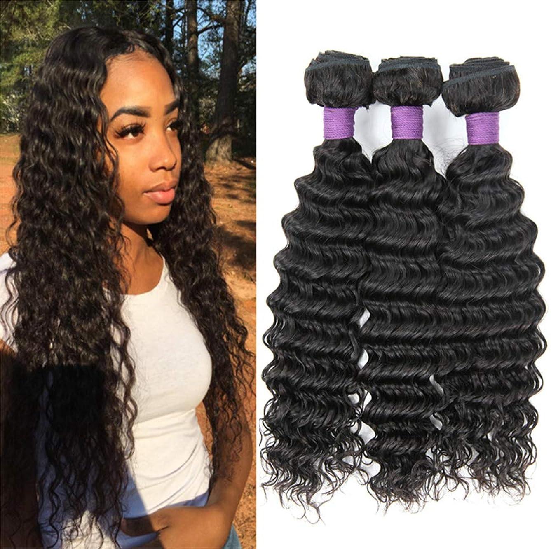 記念吸う繕う毛織り130%密度8A変態カーリーヘア1バンドル人間の髪織り未処理のブラジルのRemyバージンRemyの髪