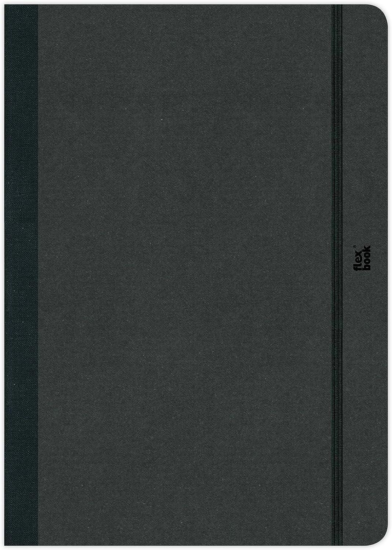 Flexbook Blank Notebook 6.75X9.5-schwarz B012UKE7CY    | Wirtschaftlich und praktisch  4af1ce