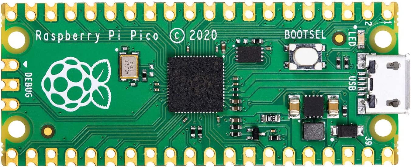 Waveshare Raspberry Pi Pico High-Performance Low-Cost All stores are Don't miss the campaign sold Microcon A