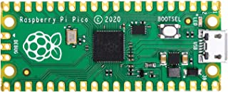 Waveshare Raspberry Pi Pico Low-Cost High-Performance RP2040 Chip Microcontroller Board with Flexible Digital Interfaces D...