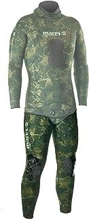 Mares Pure Instinct 3.5mm Green Camo Men's Wetsuit Pants Camouflage