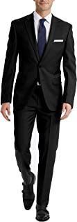 Slim Men's Fit Suit Separates Suit