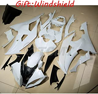 TCMT Unpainted ABS Plastic Fairing Body Fits For YAMAHA YZF R6 YZF-R6 2008 2009 2010 2011 2012 2013 2014 2015 2016