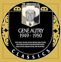 Gene Autry - Chronological Classics 1949-1950