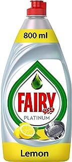 Fairy Platinum Lemon Dish Washing Liquid Soap 800 ml