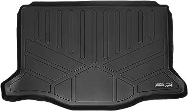 SMARTLINER All Weather Cargo Liner Floor Mat Black for 2015-2019 Honda Fit