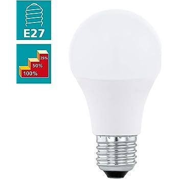 EGLO LED E27 Lampe, Glühbirne, LED Lampe, 10 Watt