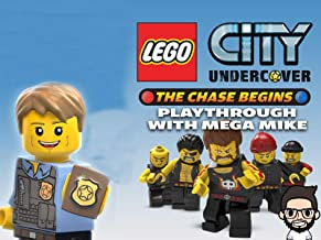 Lego City Undercover The Chase Begins Playthrough With Mega Mike