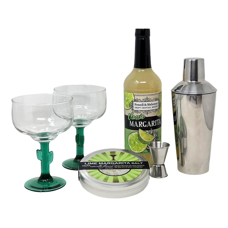 Lara's Margarita Cocktail Kit Bar Set Super popular specialty store – Includes half Cocktai Cobbler