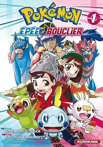 Pokémon Epée et Bouclier  1