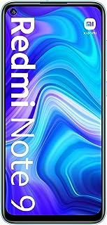 "Xiaomi Redmi Note 9 - Smartphone 3GB+64GB, NFC, Pantalla FHD+ de 6.53"" DotDisplay (Cámara cuádruple de 48MP con IA, MediaT..."