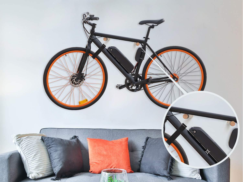 Pure Made Soporte de Bicicleta de Diseño para Casa y el Garaje ...