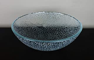 Best etched glass vessel sinks Reviews