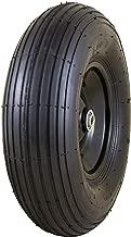 Marathon Easy Fit 4.00-6 Pneumatic Wheel Assembly for Residential Wheelbarrow