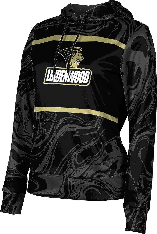 ProSphere Lindenwood University Girls' Pullover Hoodie, School Spirit Sweatshirt (Ripple)