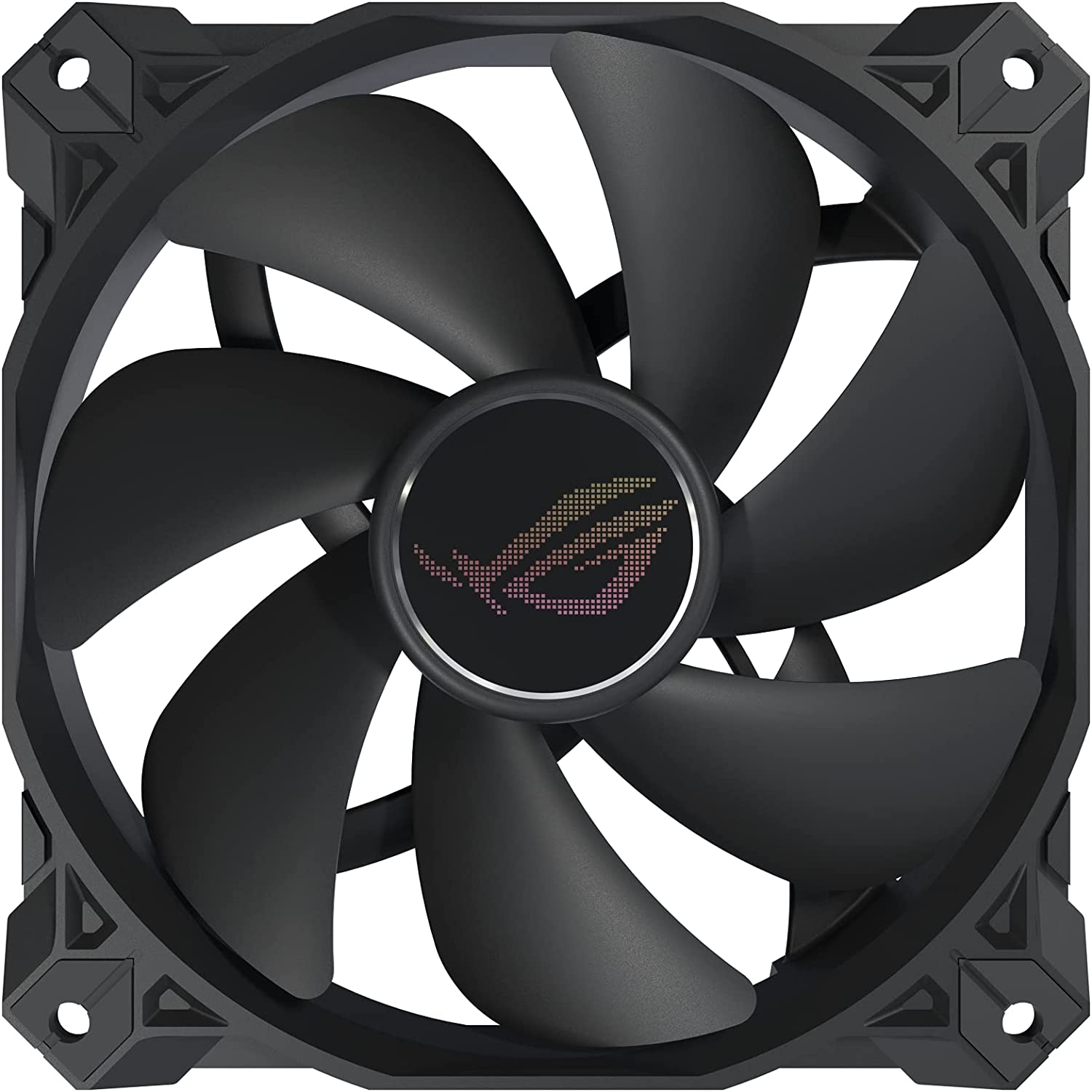 ASUS ROG Strix XF120 Whisper-Quiet Super intense SALE 4-pin for PC PWM Cases latest Fan