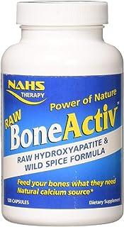 North American Herb & Spice BoneActiv Capsule, 120 Count