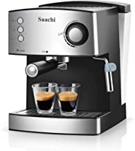 Saachi Coffee Maker, Coffee Machine - NL-COF-7056 Silver