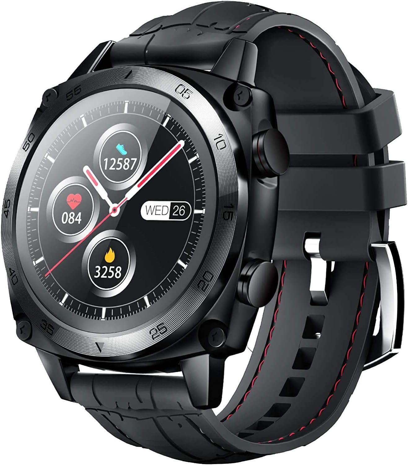 Smart Watch for Men Compatible online shop mart iPhone Samsung CUBOT C3 Wat IP68