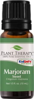 Plant Therapy Marjoram Sweet Essential Oil | 100% Pure, Undiluted, Natural Aromatherapy, Therapeutic Grade | 10 Milliliter...