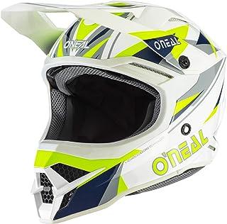 Suchergebnis Auf Für O Neal Blau Motocrosshelme Helme Auto Motorrad