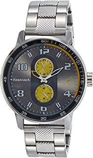 Fastrack Analog Watch For Men-3159SM02