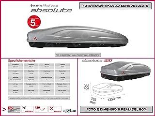 BOX BAULE DAL 2013 IN POI BARRE PORTATUTTO PORTAPACCHI RENAULT CAPTUR 5P
