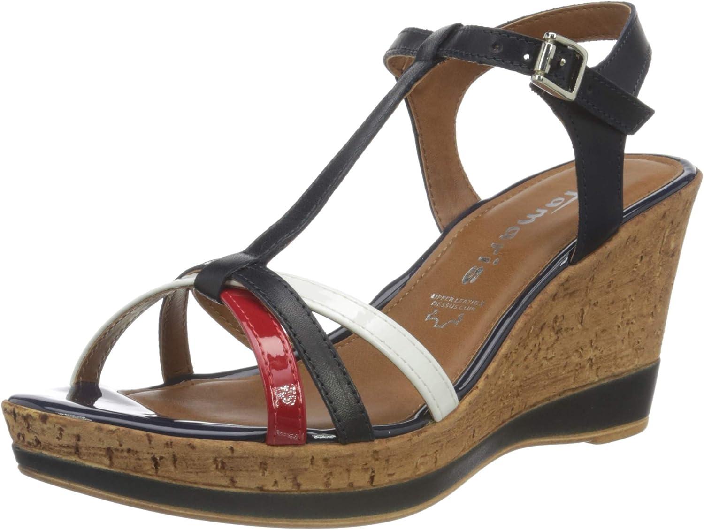 Tamaris Women's Flip 大幅値下げランキング Sandal 直営ストア Flop