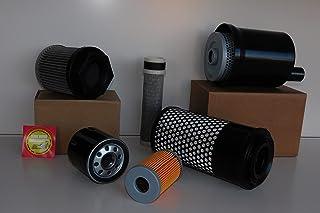 Filterset geschikt voor Kubota KX 41-3 S V brandstoffilter luchtfilter hydraulische filter