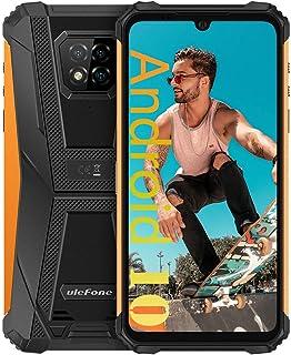 Ulefone Armor 8 (2020) 4G Goedkope Mobiele Telefoons - Helio P60 Octa Core 4GB RAM + 64GB ROM, 16MP Camera, 5580mAh, HD + ...