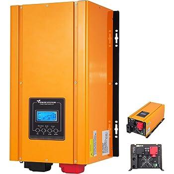 Mophorn 5000 Watt 300 Watt Inverter For Car 12 V 220 Elektronik