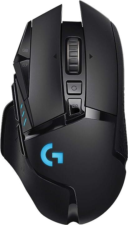 Mouse gaming wireless logitech g502 lightspeed