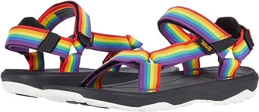 Rainbow/Black