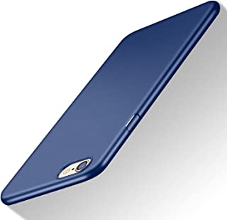 TORRAS Slim Fit iPhone 6S Case Hard Plastic Anti-Scratch Cover Case Compatible with iPhone 6/iPhone 6S, Navy Blue