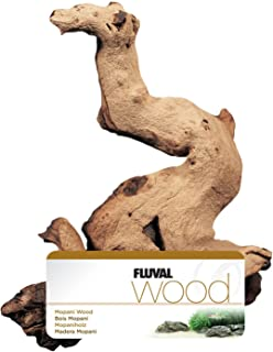 GEOsystem Fluval Mopani Driftwood - Small - 4 X 9.8 in