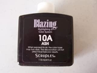 SCRUPLES BLAZING HIGHLIGHTS HAIR COLOR - 10A - ASH