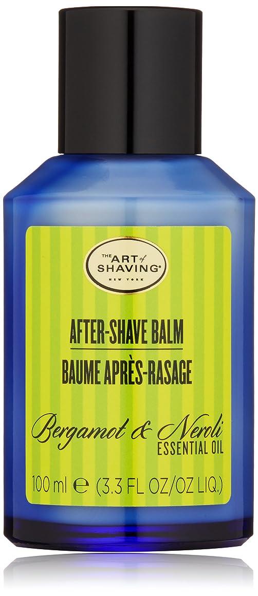 ぬるい芸術鯨アートオブシェービング After Shave Balm - Bergamot & Neroli Essential Oil 100ml/3.4oz並行輸入品