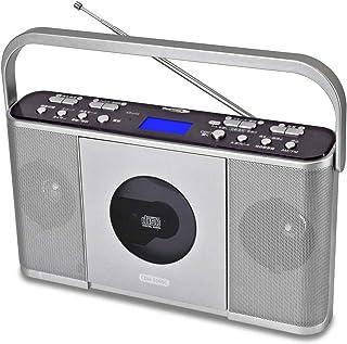 Bearmax 速聴き遅聴き CDラジオ Manavy マナヴィ CDR-550R 正規品
