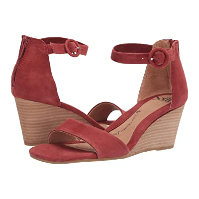 Sofft Marla (Brick Red) Women
