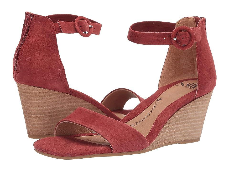 Sofft Marla (Brick Red) Women