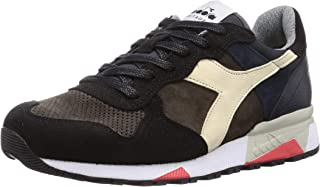 Diadora Heritage Trident 90 Leather Nera
