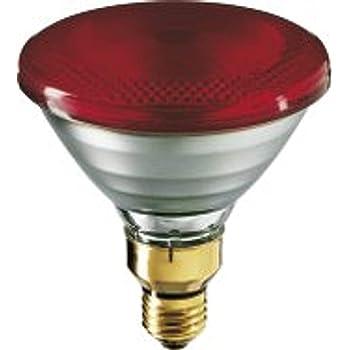 Infrarot-Sparlampe Infrarotlampe,Rotlicht,Wärmestrahler,Wärmelampe,100 Watt