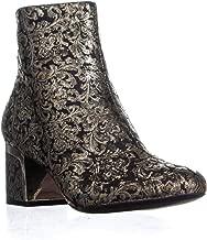 DKNY Corrie Women's Boots Brocade Blk/Gold Bgd Size 6.5 M