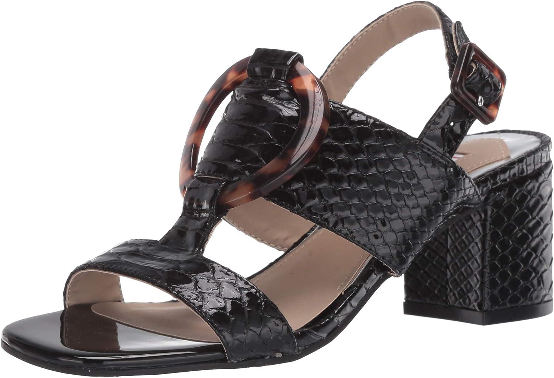 RIALTO Women's Saomi Heeled Sandal