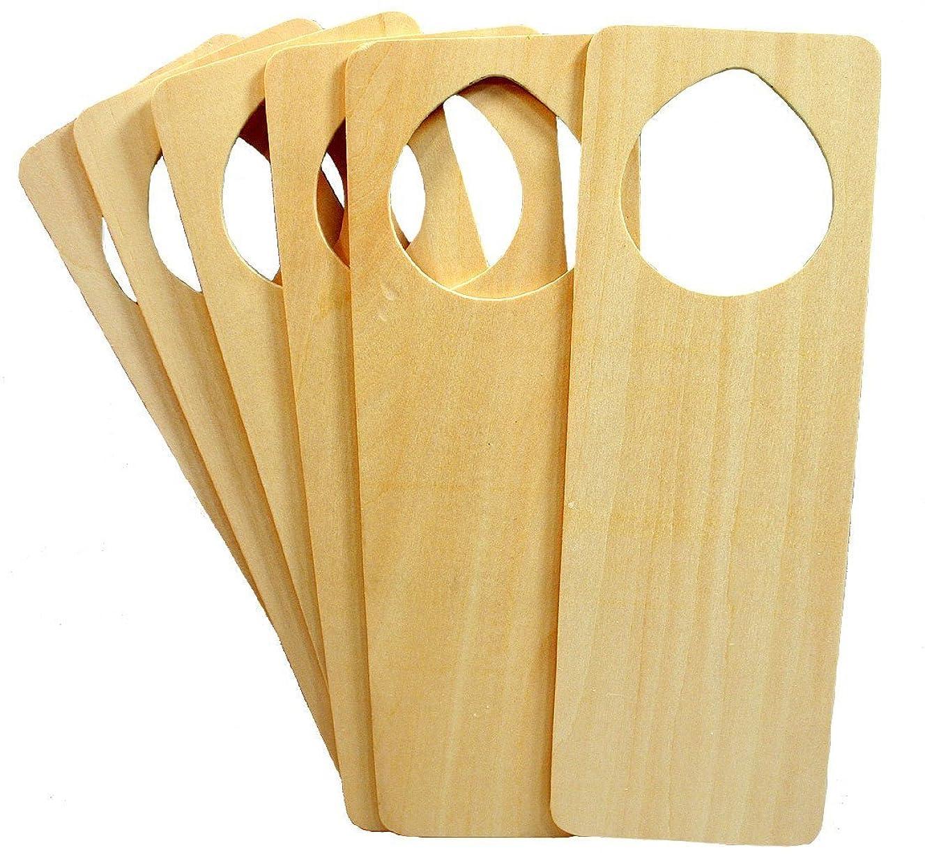 Wood Door Knob Hanger 9.5