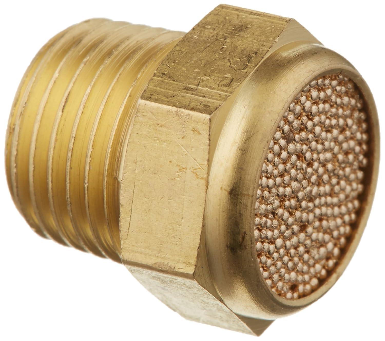 MettleAir BBV-N01 Flat Pneumatic Filter Sintered New product!! Bronze Muffler Ranking TOP5