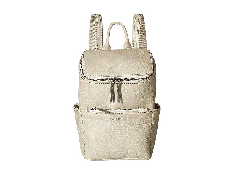 Matt & Nat Brave Mini (Cement) Handbags